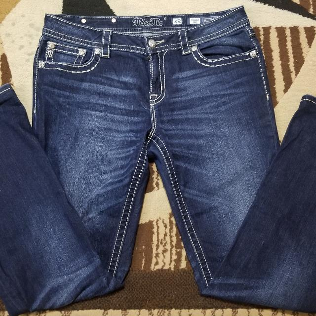 fa799a832dc Find more Miss Me Jeans- Size 32 for sale at up to 90% off
