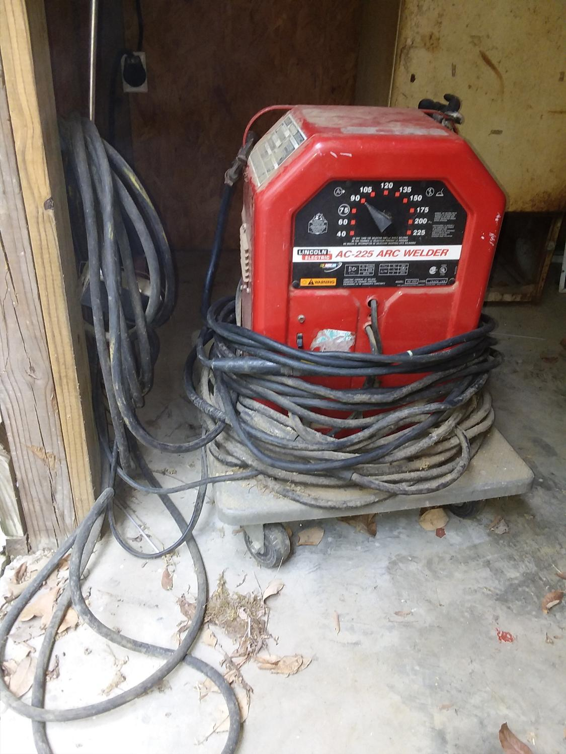 Best Lincoln Arc Stick Welder For Sale In Florence Alabama 2018