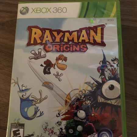 Xbox 360 - Rayman Originals, used for sale  Canada