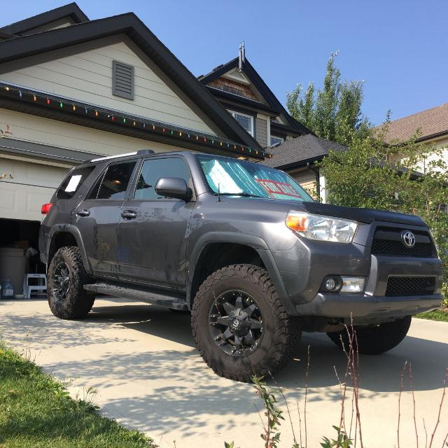 Lifted 4runner For Sale >> Best 2010 Toyota 4runner Lifted Rugged Tires Well Maintained For