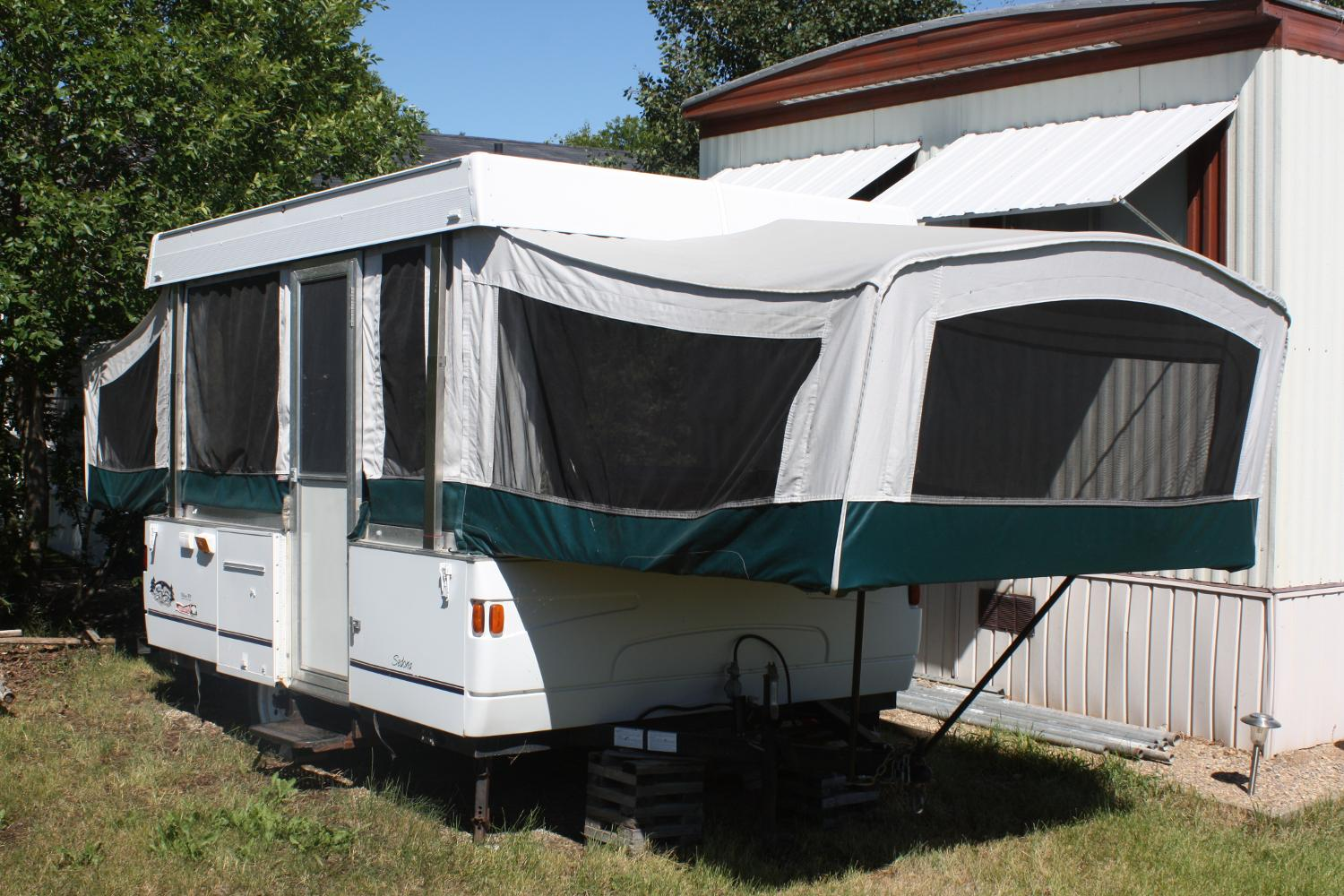 Find more Coleman 2000 Fleetwood Destiny Tent Camper for sale at up to 90%  off
