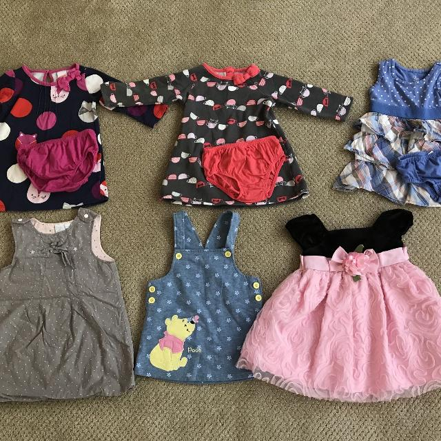 36a01b337 Find more Girl Clothes Lot 12-18 Month for sale at up to 90% off