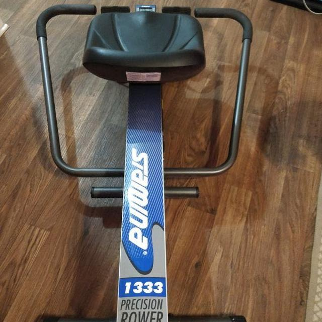 Used Rowing Machine >> Best Stamina 1333 Precision Rowing Machine Barely Used For Sale In