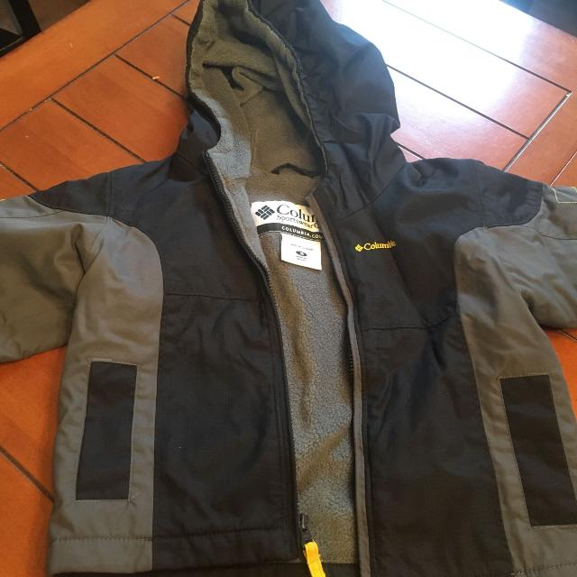 3b8b3f106 Find more Like New!!! Baby Boys Columbia Snow Suit 18 Month for sale ...