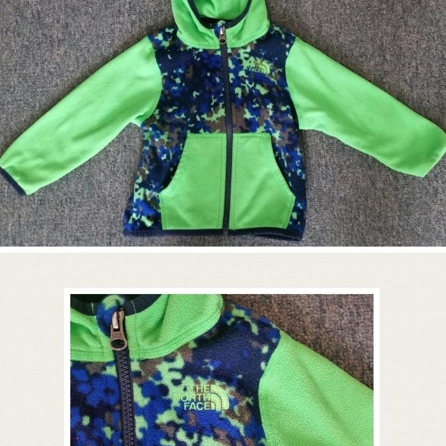 592cd4eab Find more Cute Baby Boys Northface 1w-18 Months Fleece Jacket for ...