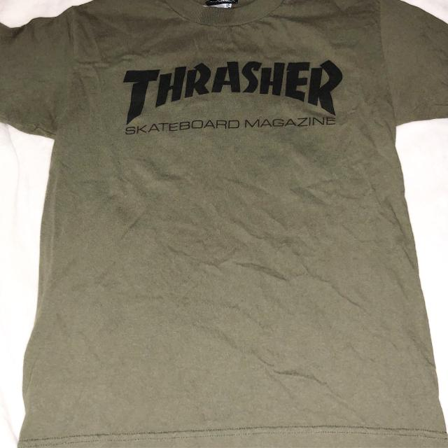 584164677ea2 Best Green Thrasher Shirt for sale in Victoria