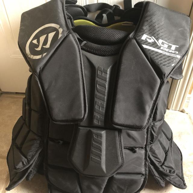 f217eb71e6b Find more Chest Protector Warrior - Ritual Gt Pro for sale at up to ...