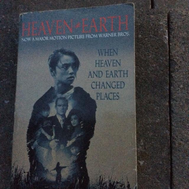 when heaven and earth changed places chapter summary