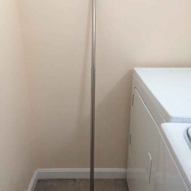 Best Like New Stainless Steel Shower Curtain Rod For Sale In Cranston Rhode Island 2019