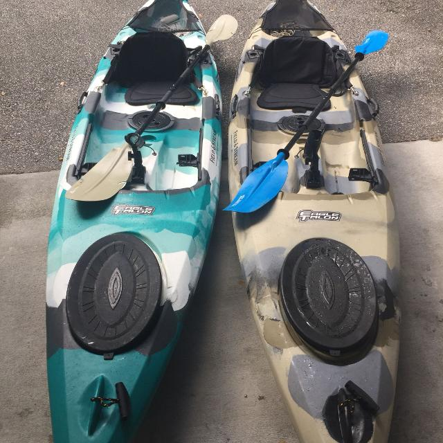 Find More 12 Field Stream Eagle Talon Fishing Kayaks For Sale At