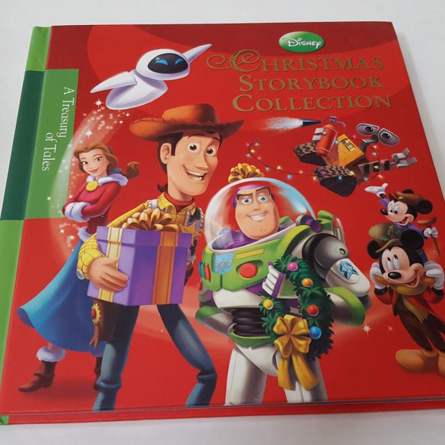 disney christmas storybook collection hardcover - Disney Christmas Storybook Collection