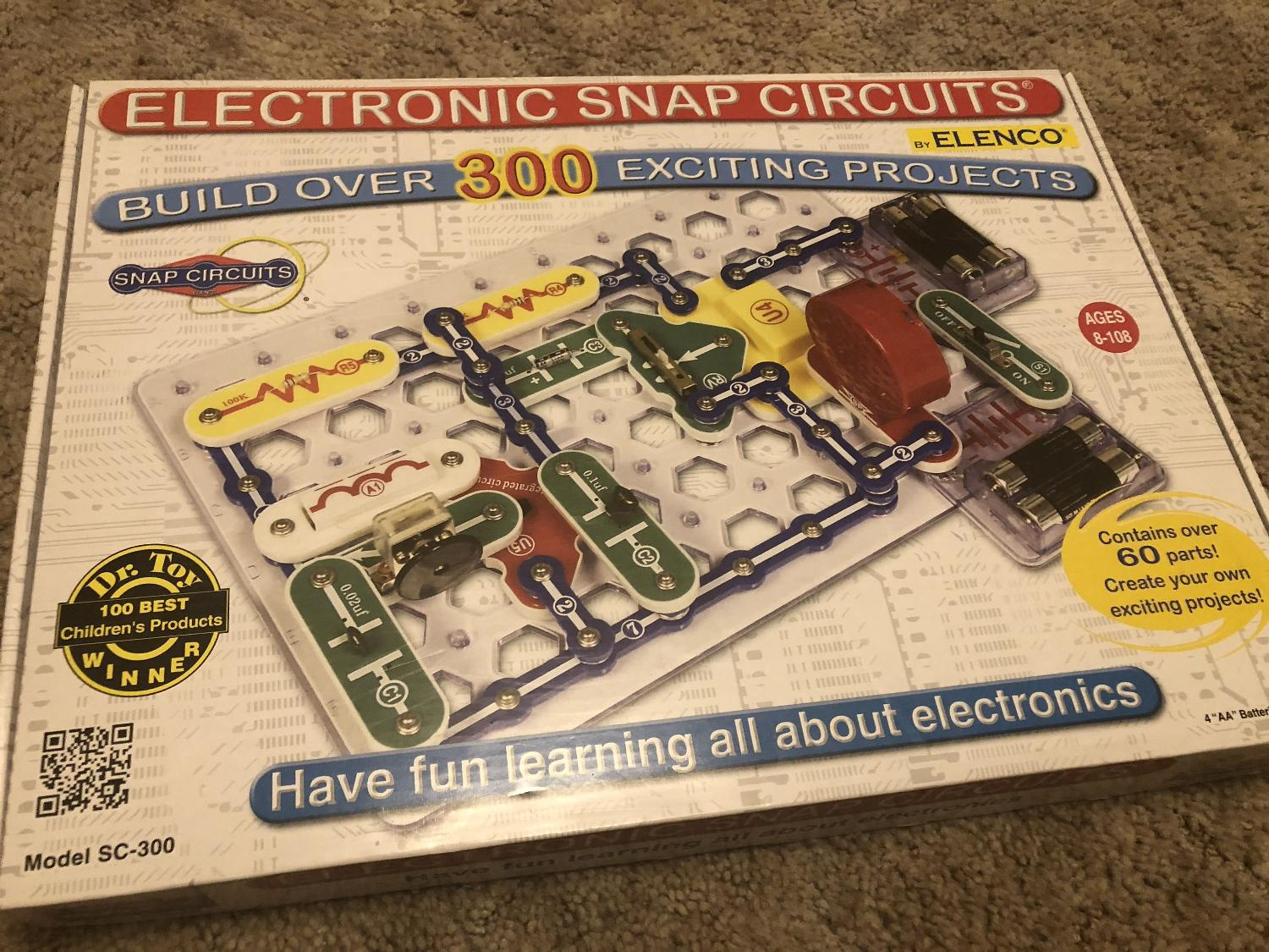 Find More Electronic Snap Circuits For Sale At Up To 90 Off Circuit