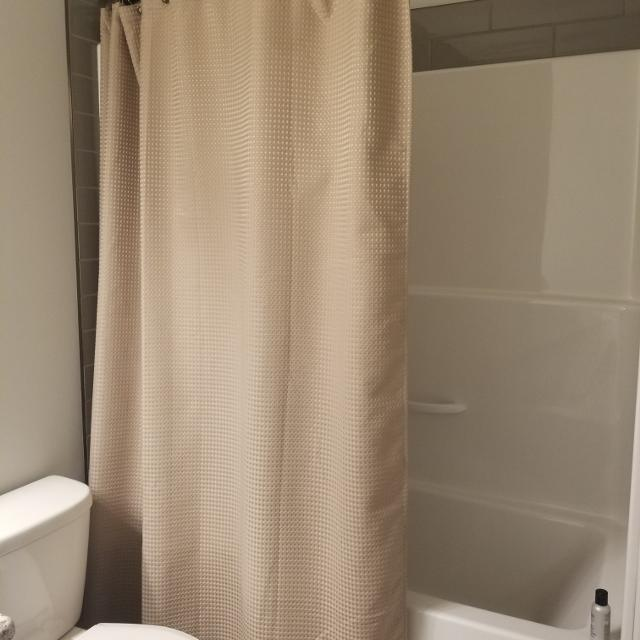 Find more Tan / Taupe / Brown Shower Curtain for sale at up to 90% off