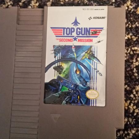 Top Gun - Original Nintendo... for sale  Canada