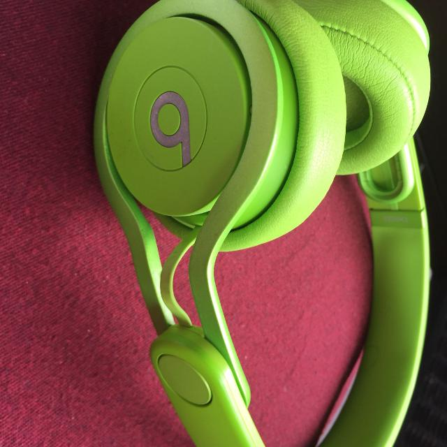 Find More Beats Lime Green Head Phone No Cord For Sale At Up To 90 Off