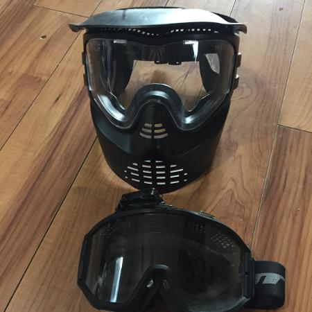 Paintball/Airsoft Mask and/or Goggles for sale  Canada
