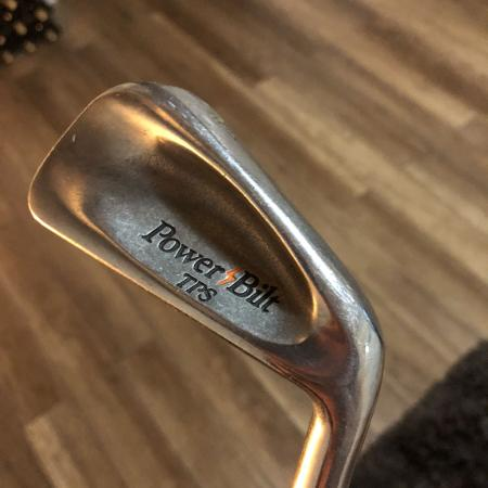 Used, Power Built TPS Irons & Taylor Made... for sale  Canada