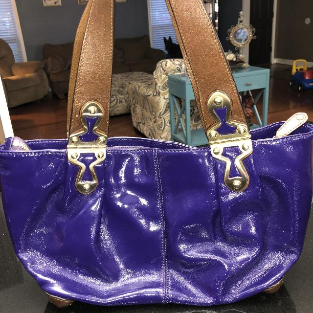 1add89194 Best Mk Beautiful Purple Handbag for sale in Mobile, Alabama for 2019