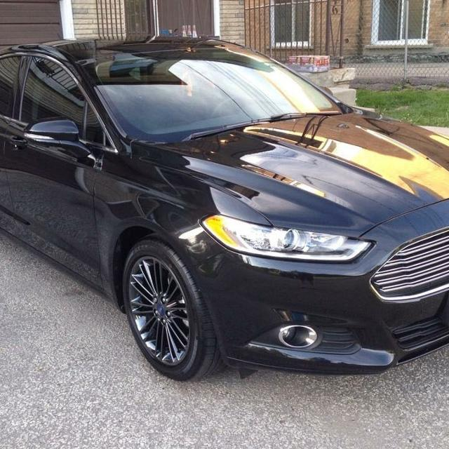 2014 Ford Fusion Tires >> 2014 Ford Fusion Se Winter Tires Rims Incl
