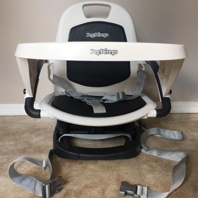 Find more Peg Perego Rialto Booster Seat for sale at up to 90% off