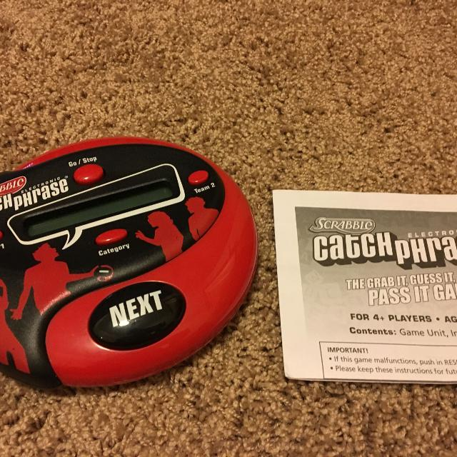Find More Catch Phrase Game For Sale At Up To 90 Off