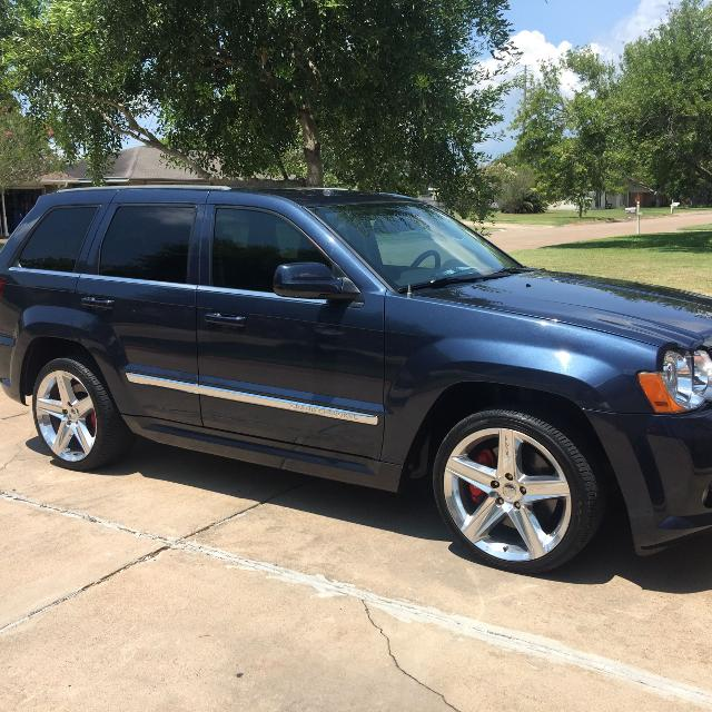 Best 2008 Jeep Grand Cherokee Srt8 Serious Buyers Only For Sale In