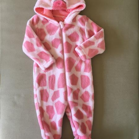 Adorable giraffe costume for baby EUC! for sale  Canada
