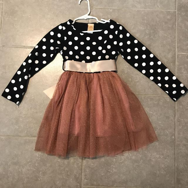 a09c8266d Find more Girls Size 7 Years Mia Belle Baby Boutique Dress – Euc ...