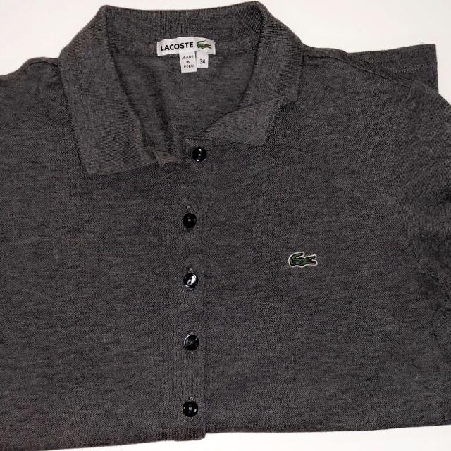 detailed look 30903 382c7 Lacoste polo