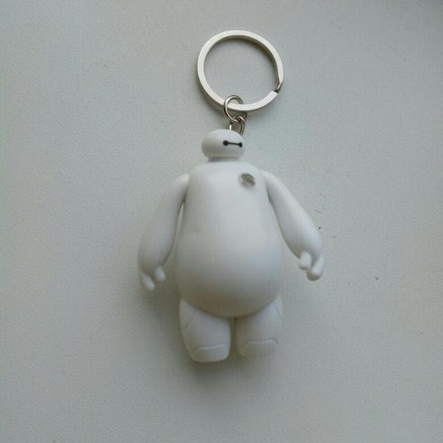 Baymax Key chain with Light/Sound effects (SPECIAL DEAL AVAILABLE!!)