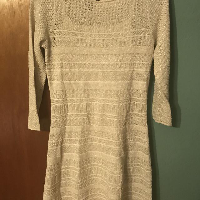 Ralph Lauren Gold Dress Lined