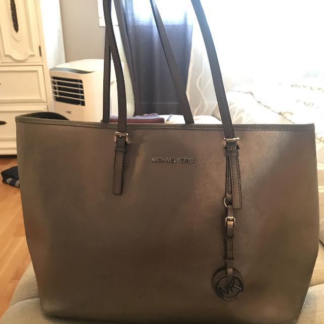 Authentic Michael Kors Tote Bag Purse