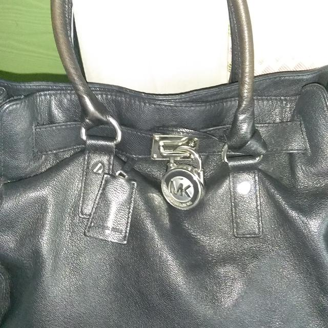 b3a198b511c248 Best Black Leather Michael Kors for sale in Friendswood, Texas for 2019