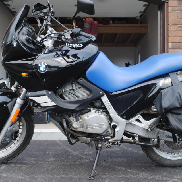 Best Genuine 1998 Bmw F650 Funduro For Sale In Laval Quebec For 2019