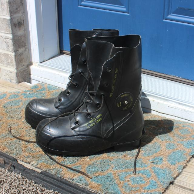 b75d63cbc Best Size 6 Black Extreme Cold Weather Boots Wvalve for sale in Jefferson  City, Missouri for 2019