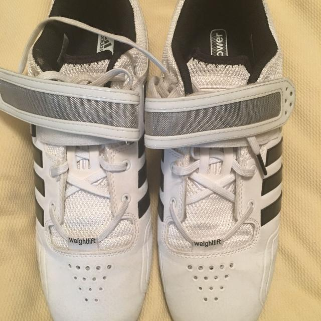 9f3c41944caa Best Adipower Weightlifting Shoes for sale in Richmond