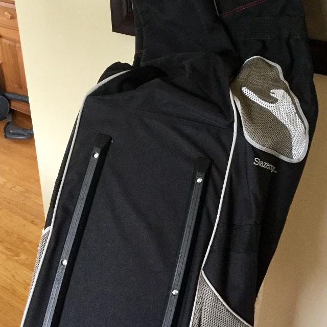 6d18b3437c Find more Slazenger Soft-side Golf Club Travel Bag (new - Without ...