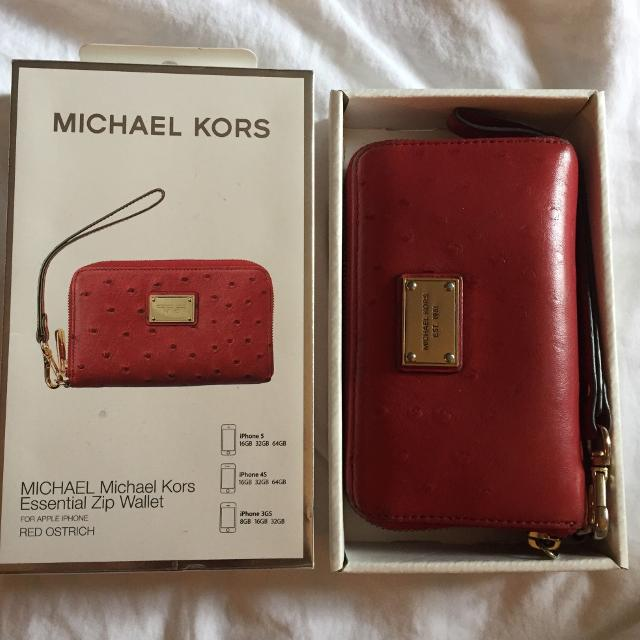 66fa91dd7c43 Best Michael Kors Zip Wallet for sale in Dollard-Des Ormeaux, Quebec for  2019