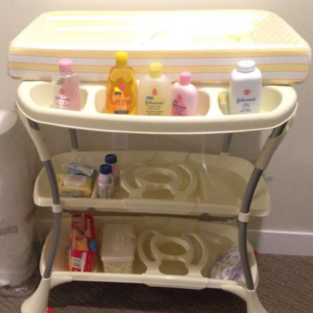 Find more Primo Euro Spa Baby Bath Tub And Changing Table for sale ...