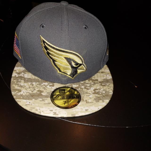Find more Arizona Cardinals Salute To Service Hat for sale at up to ... 70513f9ea