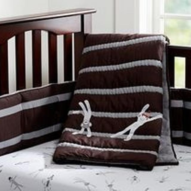 Find More Pottery Barn Sock Monkey Crib Set For Sale At Up To 90 Off