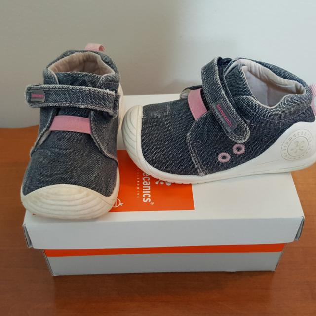 74794b4e50b3 Find more Biomecanics Baby Walking Shoes Size 4 (eur 20) for sale at ...