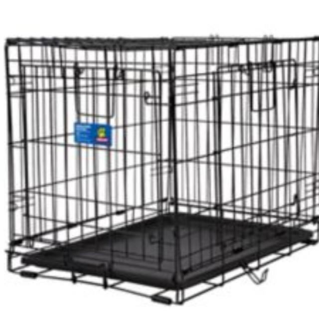 Find More Top Paw Double Door Dog Crate For Sale At Up To 90 Off