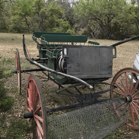 Feed Buggy For Sale Texas