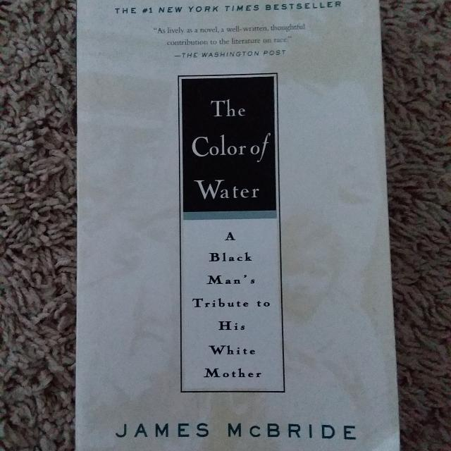 Best High School Book The Color Of Water for sale in Germantown ...
