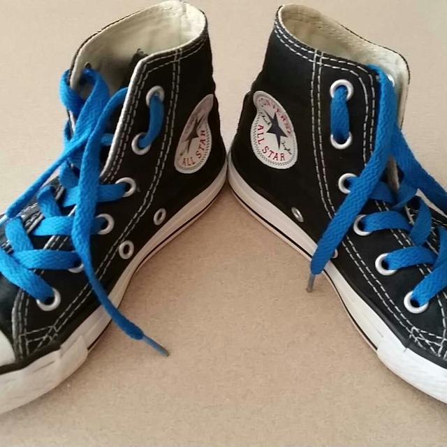 Best Boys Converse Size 11 for sale in Surprise 4efd402a2