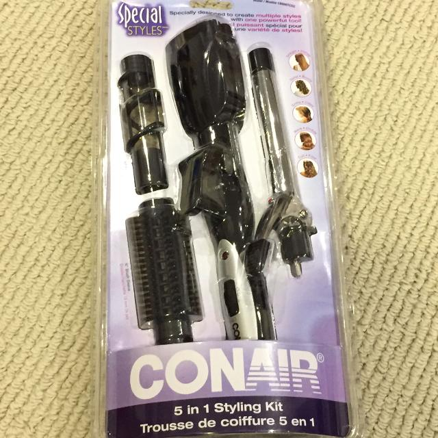 d149a0fda9ab Find more Conair 5 In 1 Styling Kit , Create Multiple Styles With ...