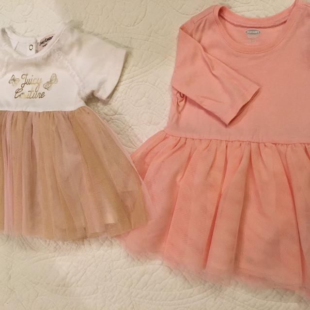 1e0a3dc74 Best Juicy Couture/ Old Navy Tutu Baby Girl Dress for sale in Laval, Quebec  for 2019
