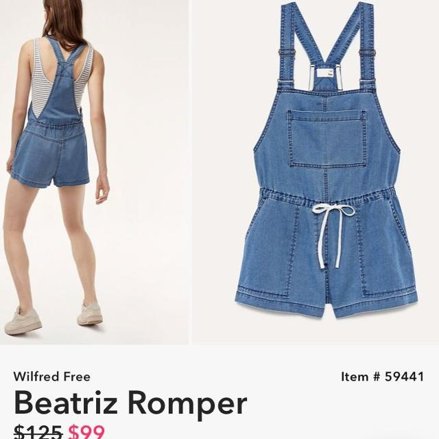 052630c77143 Find more Aritzia Romper for sale at up to 90% off