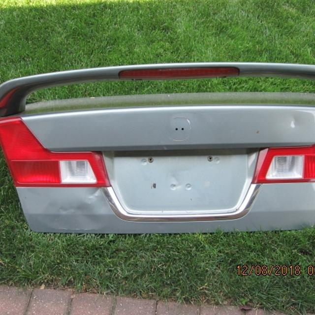 Find More Acura El Trunk Lid For Sale At Up To Off - Acura el trunk